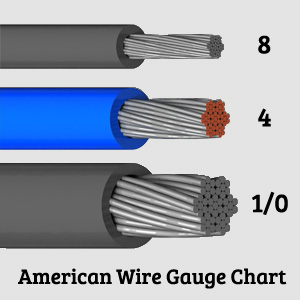 Knukonceptz true 4 gauge amp amplifier install wiring installation true american wire gauge awg products greentooth Choice Image